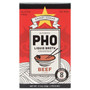 Pho Beef Liquid Broth Concentrate, 4 Pouches