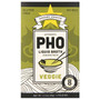 Pho Veggie Liquid Broth Concentrate, 4 Pouches