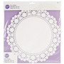 Doilies - 12-in Round,  Pack of 6