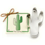 Cactus Cookie Cutter - Traditional, 4-in