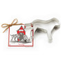Dog Cookie Cutter - Traditional, 5-in