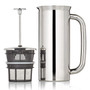 French Press Stainless - Vacuum Insulated, 32oz