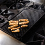 Logic Pre-Seasoned Reversible Grill & Griddle