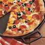 Pro-Logic Pre-seasoned Pizza Pan, 14-in