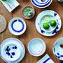 Pacific - 6.5-in Tapas Plates Assorted, Set of 6