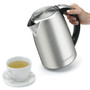 PerfecTemp Cordless Programmable Kettle - Stainless Steel