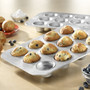 Crown Muffin pan, 12 Cup