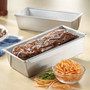 Meat Loaf Pan with Insert, 10x5x3-in