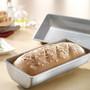 Hearth Bread Pan, 12x5.5x2.25-in