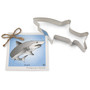 Shark Cookie Cutter - Traditional, 6-in