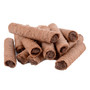 Wafer Rolls - Hazelnut Cream Filled, 400g