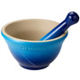 Blueberry Mortar and Pestle, 0.6L