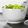 Mixing Bowl Margrethe - White, 4L