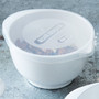 Mixing Bowl Margrethe Lid - Clear, 4.0L