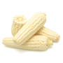 White Corn & Wheat Tortillas, Pack of 8