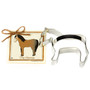 Horse Cookie Cutter, 5.1-in