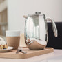 Columbia French Press Coffee Maker - Double Wall, 8 Cup