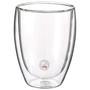 Pavina Double Wall Glass - Medium, Set of 2