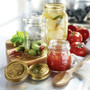 Quattro Stagioni Canning Jar - Clear Glass, 1.0L
