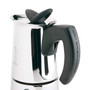 Musa Stovetop Coffee Maker - Stainless Steel, 4 Cup