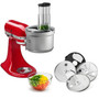 Food Processor  + Dicing Kit - Stand Mixer Attachment