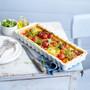 Slim RectangularTart Dish - Grand Cru, 13.6 x 5.1-in