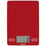 Arti Glass Digital Kitchen Scale, Red