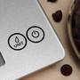Arti Glass Digital Kitchen Scale, Shiny Silver