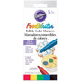 FoodWriter - Fine Tip Edible Markers, Box of 5
