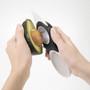 Avocado Slicer - 3-in-1, White