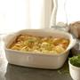 Ultime Square Baking Dish - Flour, 28 x 23cm