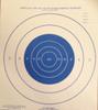 B-16B Blue Shooting Target