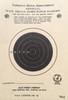 TQ-2 Shooting Target