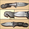 Alco Shooting Target Tactical Rescue Folding Knife