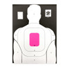 BT-5R/2 Fluorescent Pink White paper Shooting Target