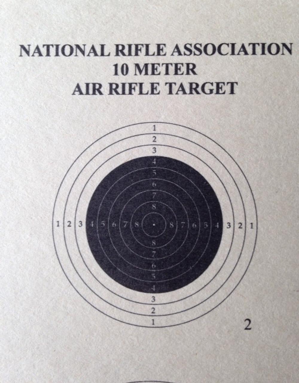 AR-5/10 Air Rifle Shooting Target