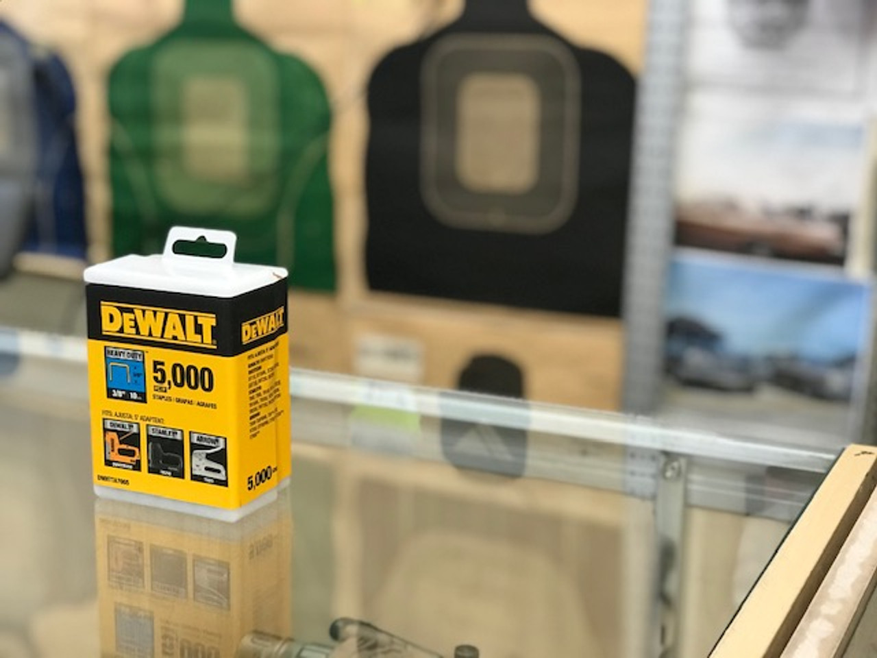 DEWALT - DWHTTA7065 HEAVY DUTY STAPLES
