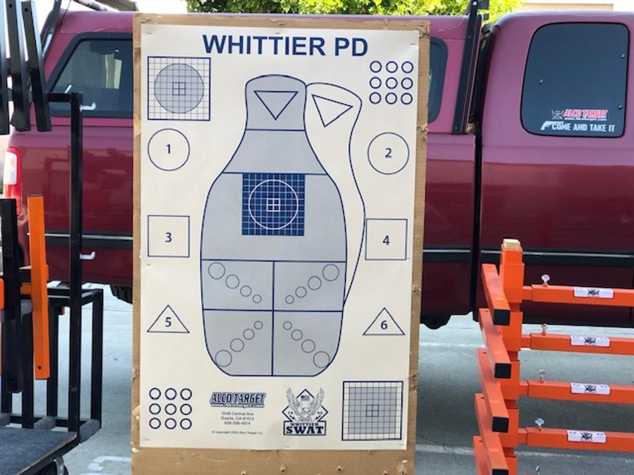 Q-SEB WHITTIER POLICE DEPT