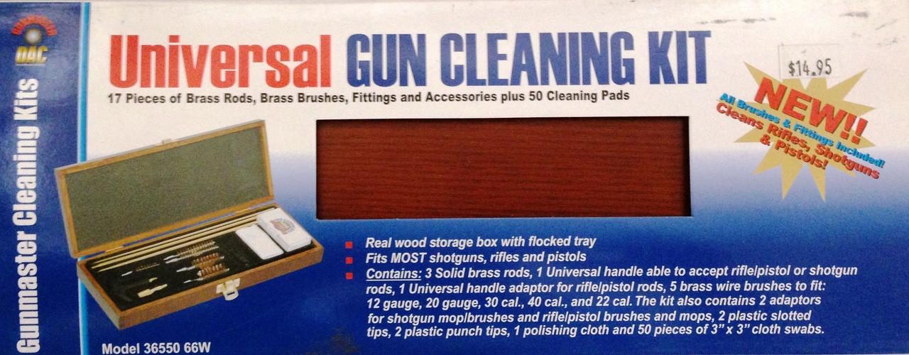 DAC Universal Gun Cleaning Kit