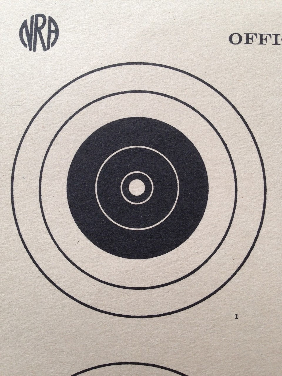 A-32 Shooting Target