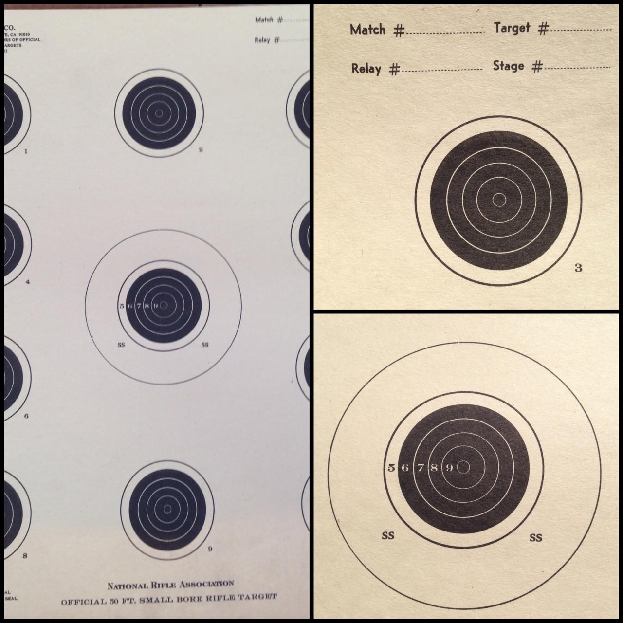 A-17 Shooting Target