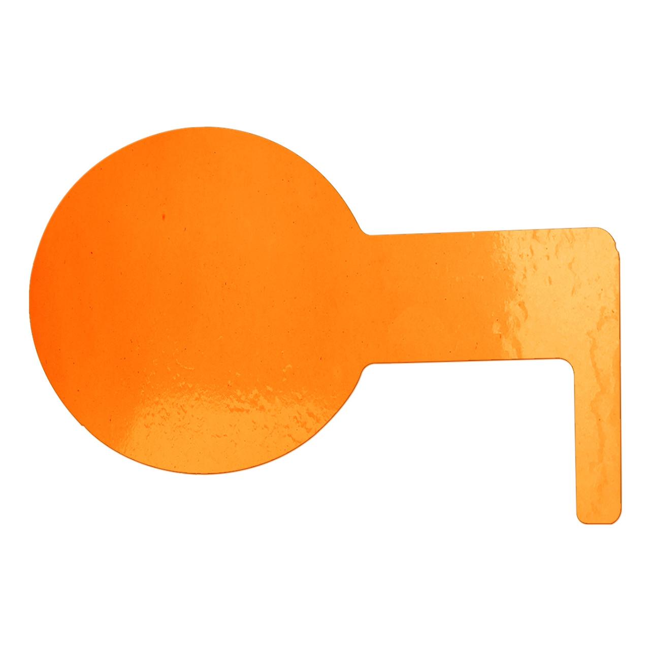 Shooting Target Plate Swinging Paddle