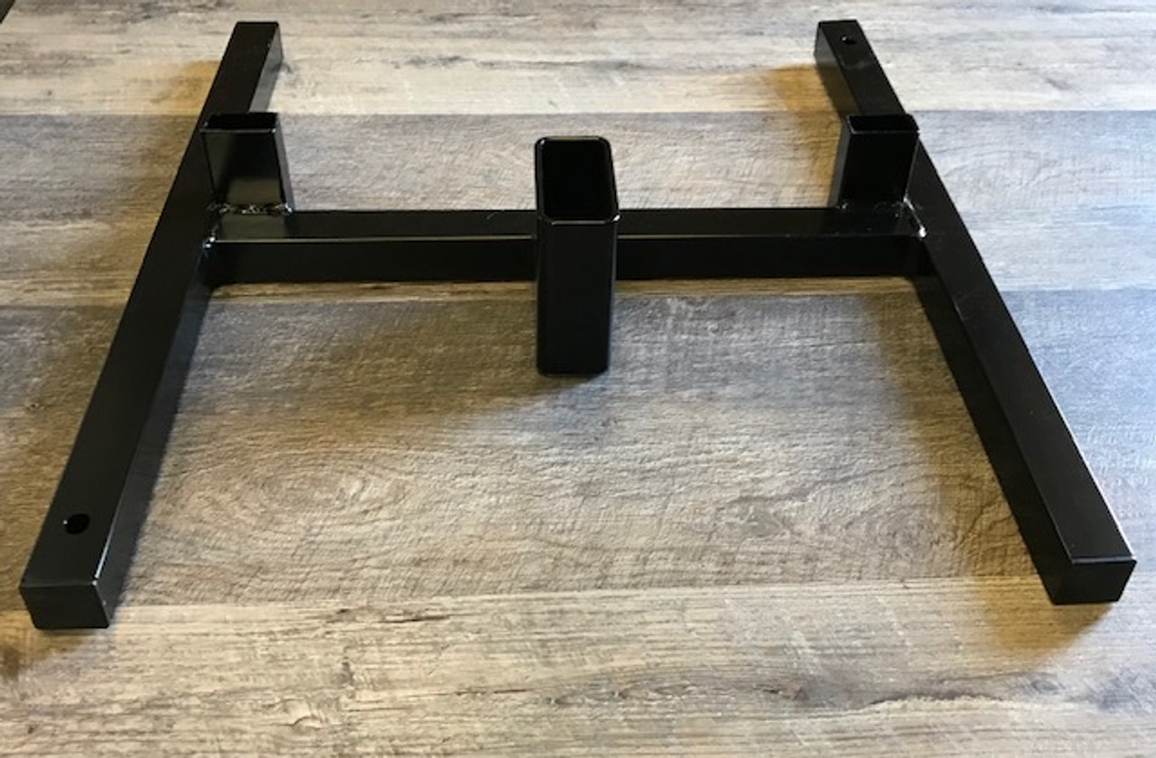 Shooting Target Stand Base 2 in 1. Fixed