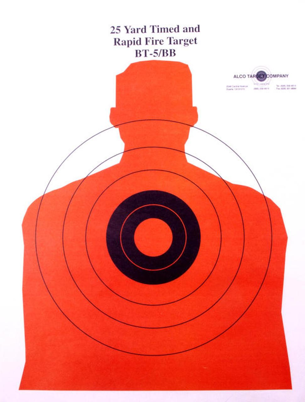 BT-5 BB Shooting Target