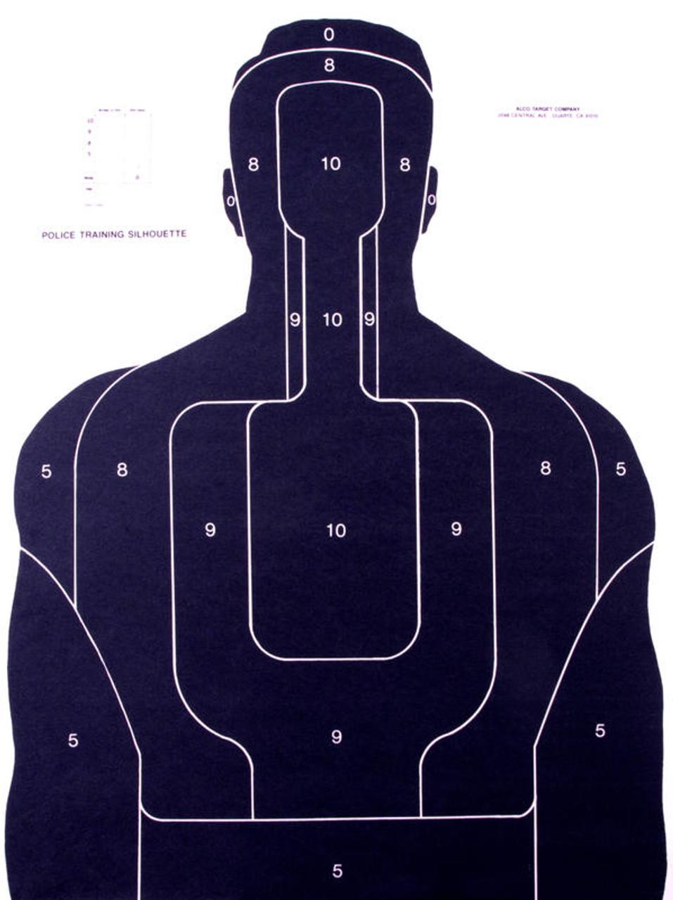 BT-5 SDPD Shooting Target