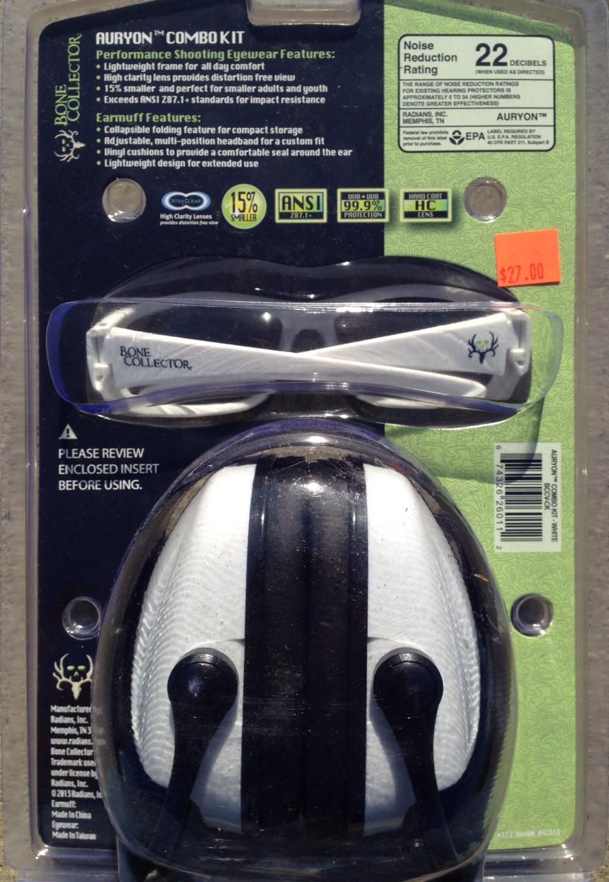 Auryon Combo Kit WHITE
