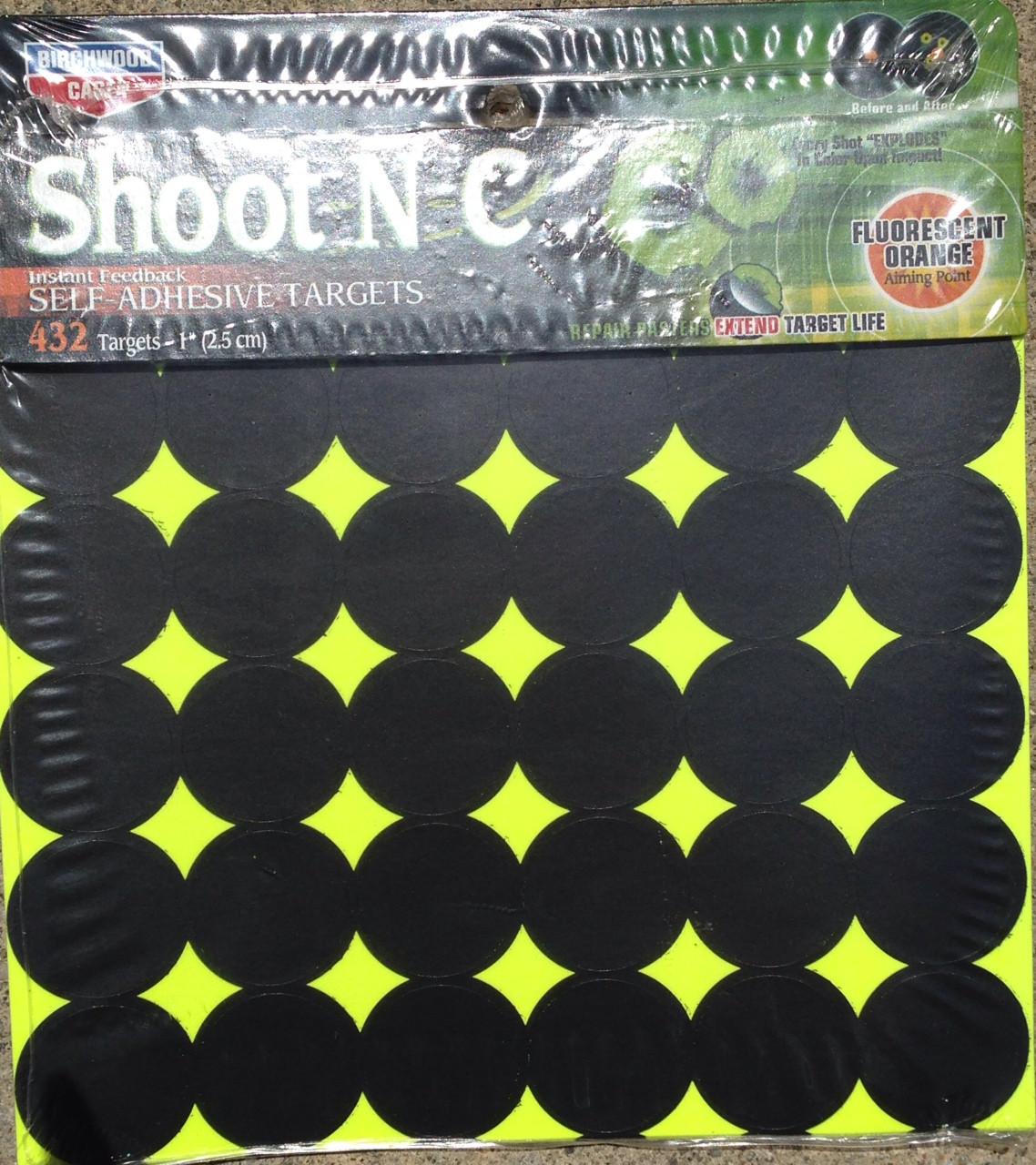 """Shoot-N-C 1"""" Pasters"""