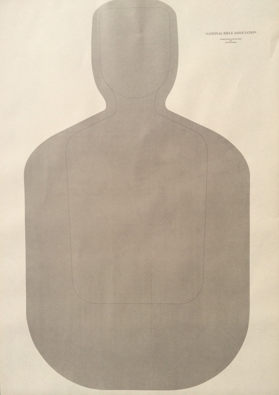 TQ-21 Shooting Target