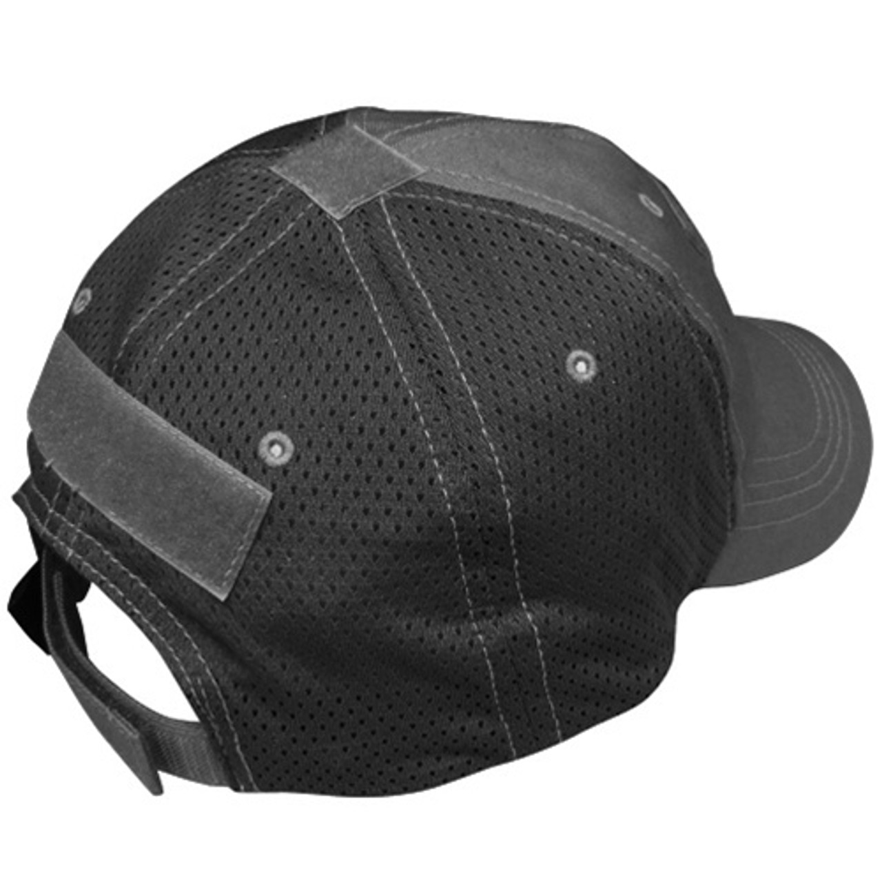 Condor Tactical Cap Mesh Black