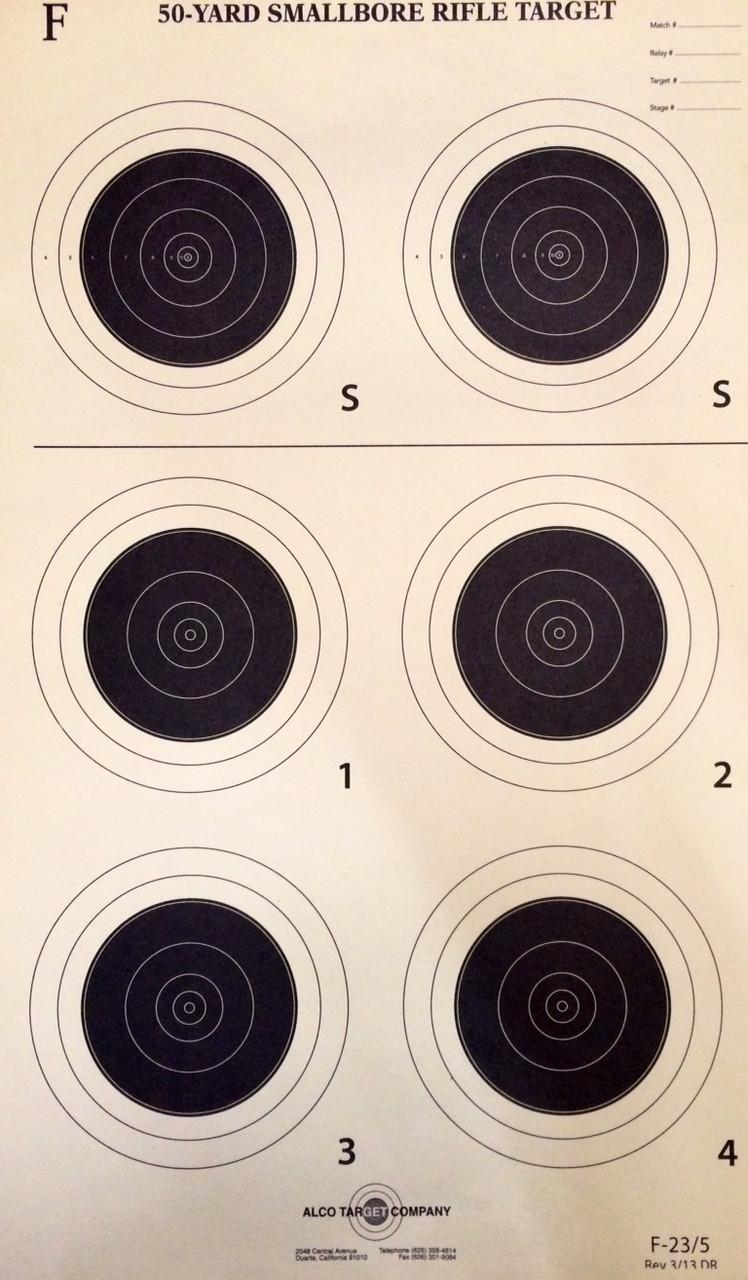 F-23/5 Shooting Target